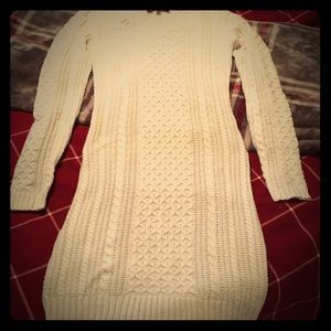WOW Couture Sparkle Sweater Dress